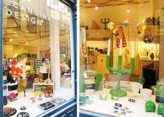 shop in Stockholm. via Bloesem