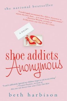 Shoe Addicts Anonymous by Beth Harbison, http://www.amazon.com/dp/1250000610/ref=cm_sw_r_pi_dp_hqU.pb105T19K