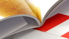 Eine hochwertige und stilvolle Alternative ist die Schweizer Broschur. Die Inhaltsseiten werden als Buchblock gefälzelt und mit der 3. Umschlagseite verbunden. Durch das elastische und geschmeidige Gewebefälzel erhält man bei einer Schweizer Broschur ein gutes Aufschlagverhalten.