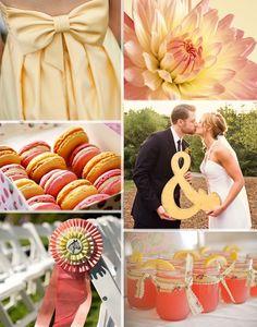 COLOR SCHEME. wedding color combination