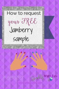 Jamberry Free sample
