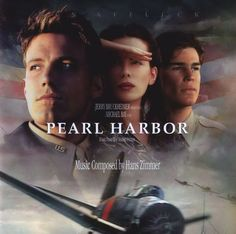 Pearl Harbor. Not really a chick flick, but it's one of my favorites!