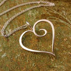Little Lovely Heart Necklace