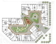 Concept Models Architecture, Architecture Design, Residential Complex, Residential Architecture, School Building Design, Mall Design, Master Plan, Urban Planning, Landscape Design