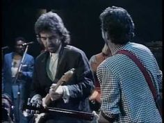 George Harrison/Eric Clapton/Ringo Starr/Phil Collins/Elton John  - While My Guitar Gently Weeps