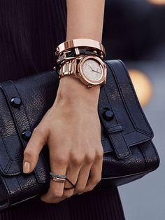 Fashion Fix: Horloge stylen
