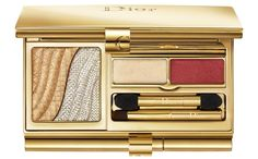 Dior Grand Bal  makeup palette for glowing eyes & lips 001 (limited edition)