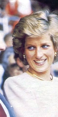 May 14 1988 Diana attended the Football Association Challenge Cup Final at Wembley Stadium.