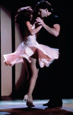 Dirty Dancing - Patrick Swayze  love this movie, just saw it yesterday again
