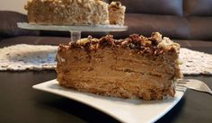 Вкусна бисквитена #торта - Рецепта. Как да приготвим Вкусна бисквитена торта. Кликни тук, за да видиш пълната рецепта.