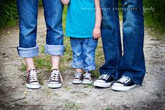 Tips to relax at your family portrait session - Kristen Duke Photography