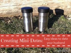 Fun, simple ways to date your husband