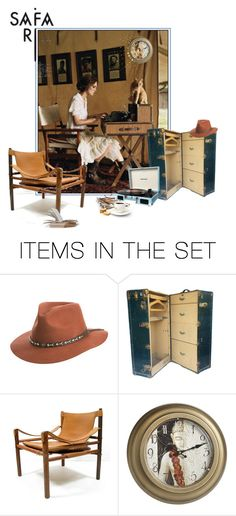 """""""1280. Safari"""" by juliette23 ❤ liked on Polyvore featuring art"""