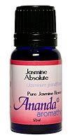Jasmine Essential Oil Bottle