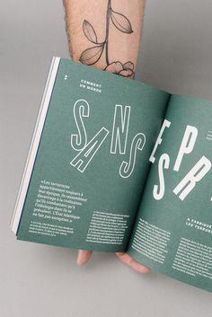 La Relève et La Peste on Behance layout Identity Design, Design Brochure, Visual Identity, Booklet Design Layout, Page Layout Design, Personal Identity, Typography Design Layout, Brochure Layout, Graphic Design Layouts