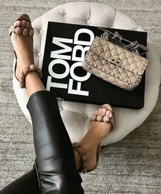 Alaia suede bomb sandals