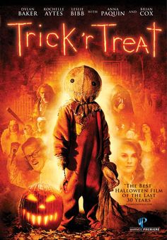 loved this movie and is my newest halloween tradition