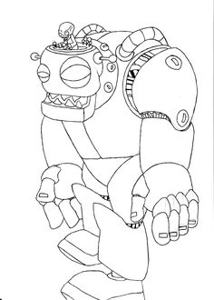 coloring pages plants vs zombies 2 Coloring pages of Games - Kids ...