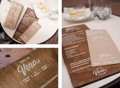 Vera restaurant branding
