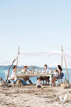 """The best thing about summer is spending long, lazy days with family and friends"" www.frenchcountry.co.nz"
