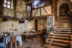 Grande Maison: A beautiful guest house in the Loire Valley offering wine tours - Further Afield Loire Valley France, B & B, Tours, Wine, Luxury, Beautiful, Home Decor, Big Houses, Decoration Home