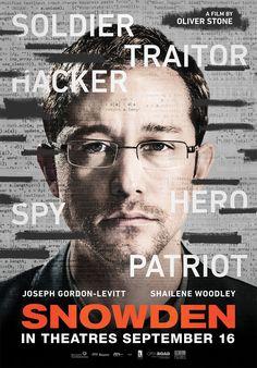 Snowden (Oliver Stone, 2016)