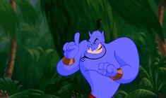 New trending GIF tagged gif disney shocked aladdin genie...