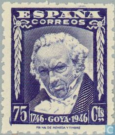 Spain [ESP] - Goya, Francisco José 1946 pintor