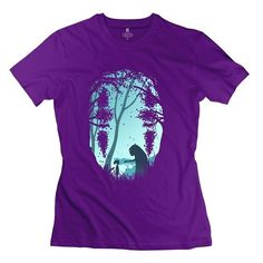 HD-Print Cool Anime Spirited Away Tshirt For Woman Black *** Read more reviews of the product by visiting the link on the image.