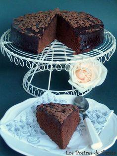 Pastel de Chocolate & Café