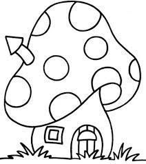 Ideas house drawing kids coloring pages