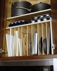 how do you organize your pots and pans - Kitchen Cabinet Organizers