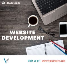 Valueworx Solutions offers custom website development service in Delhi, endowing your site with rich functionality and ease of use. In our website development service we can develop portals, database websites, e-commerce websites, CMS/CRM websites and institutional websites with equal competence and consummate ease.