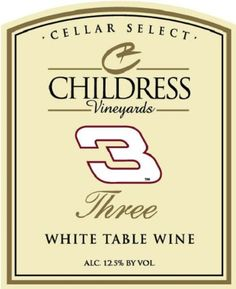 NV Childress Vineyards Barrel Select Three White Table Wine 750 mL *** More info could be found at the image url.
