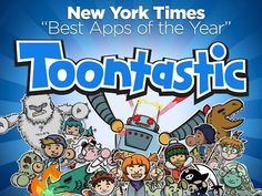 Launchpad Toys – Creators of Toontastic & TeleStory, educational apps for the iPad and iPhone. Animated story creating for students. Narrativa Digital, Educational Websites, Educational Technology, Technology Tools, Technology Integration, Teaching Activities, Teaching Resources, Teaching Ideas, Storytelling App