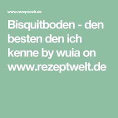 Bisquitboden - den besten den ich kenne by wuia on www.rezeptwelt.de