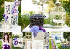 #casamento #gaiola #decoração