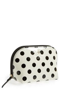 kate spade new york 'carlisle street - annabella small' cosmetics case available at #Nordstrom