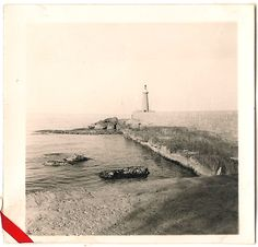 Lighthouse at Kyreania harbour North Cyprus, See It, Historical Photos, Lighthouse, The Past, Explore, History, World, Beach