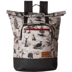 Dakine Milly Backpack 24L (Jackalope) Backpack Bags (74 CAD) ❤ liked on Polyvore featuring bags, backpacks, padded laptop bag, dakine backpack, day pack backpack, laptop bags and padded laptop backpack