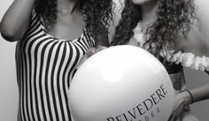 Photo Booth for Alex Thomas Foundation and Belvedere Vodka Event