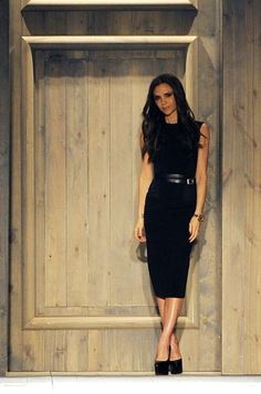 This is the one show I would love to do! Why...the clothes are incredible! Victoria Beckham