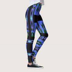 Fancy Fun Fashion Leggings-Green/Blue/Black/Pink Leggings - fancy gifts cool gift ideas unique special diy customize