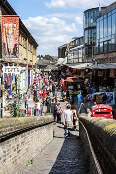 Camden market. #London