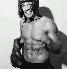 My fav. picture of Arturo Gatti