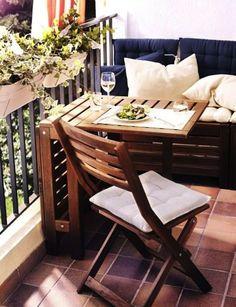 Things To Have In A Balcony   Apartment Balcony Ideas   Balcony Garden Web