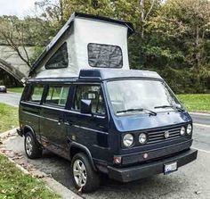 1991 VW Vanagon Westfalia Camper Auction In Washington D.C. http://westfaliasforsale.com/1991-vw-vanagon-westfalia-camper-auction-washington-d-c/