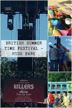 British Summer Time Festival - Hyde Park #London #Music #Summer