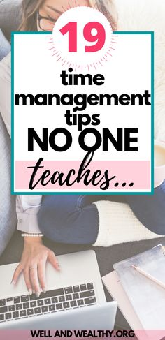 Time management tips that really work! By the end of this post you'll be throwing procrastination out the window, gettin Time Management Techniques, Time Management Tools, Effective Time Management, Time Management Strategies, Best Time Management Apps, Project Management, Time Management Printable, Work Productivity, How To Stop Procrastinating
