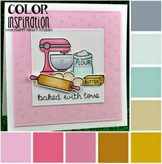Happy Heart Studio: Color Inspiration from Happy Heart Studio